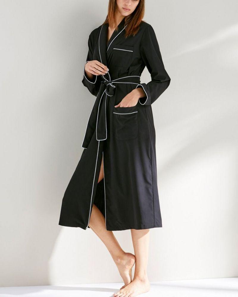 Daniela Women's Bamboo Robes