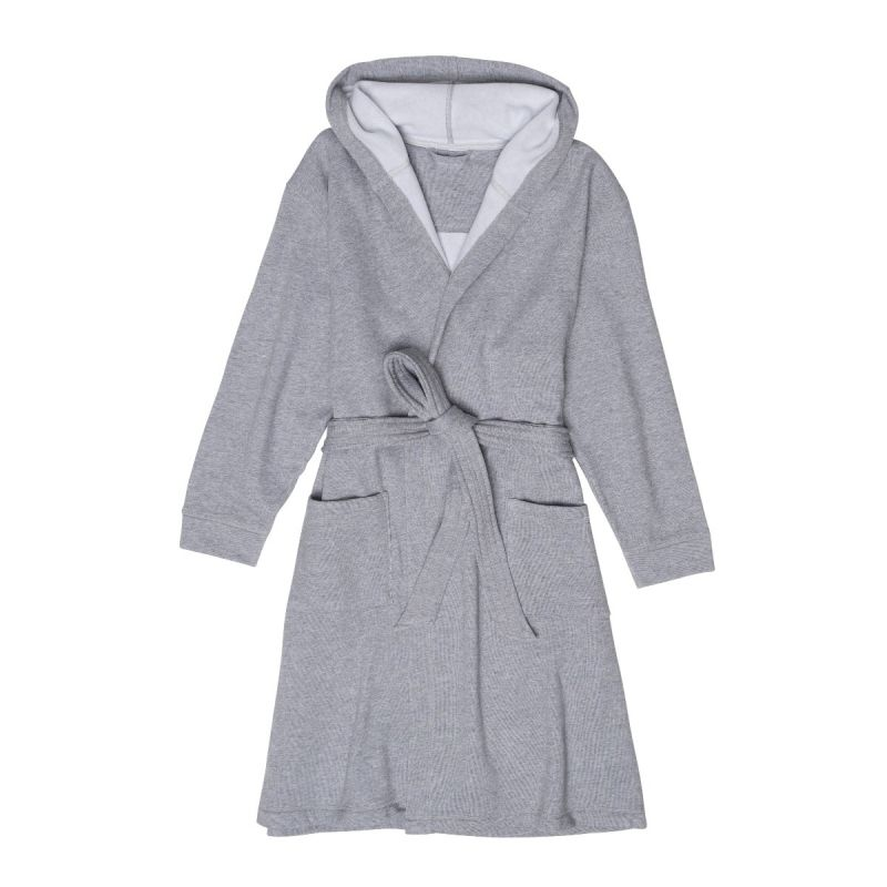 Jersey Knit Hooded Robes