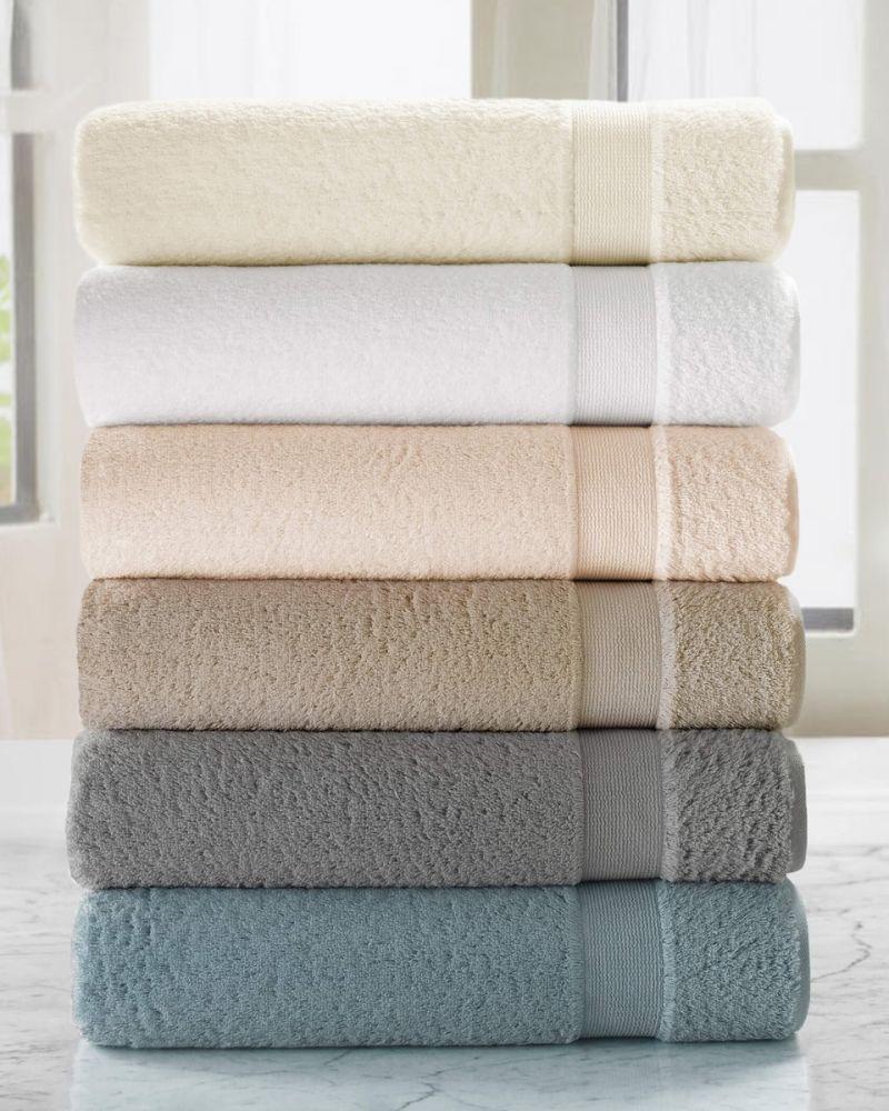 Nuage Combed Aegean Cotton Towel